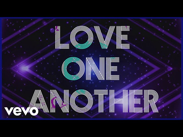 Newsboys - Love One Another (Official Lyric Video)