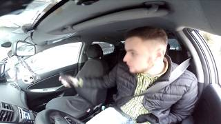 Подстава водителя! Осторожно! Яндекс такси!