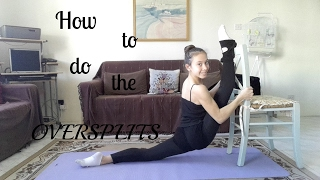 How to do the oversplits