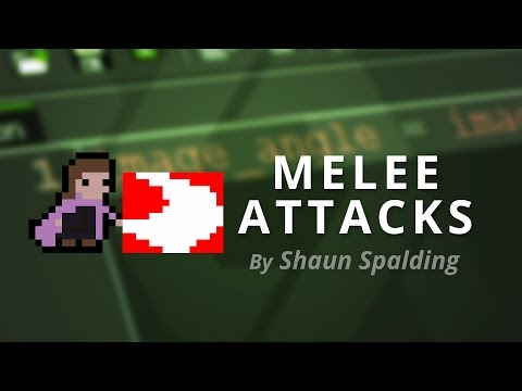 GameMaker - Melee Combat Tutorial thumbnail