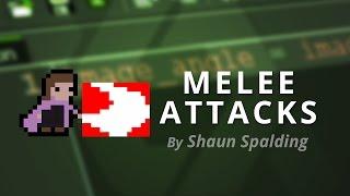 gamemaker studio melee combat tutorial