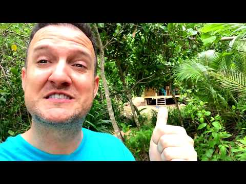 Ramblin' Randy: Tonga! Sea Change Eco Resort on Uoleva, Ha'apai Island