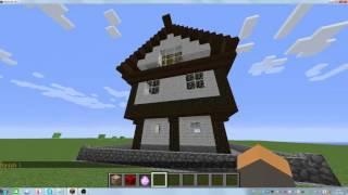 команда на постройку дома майнкрафт #4