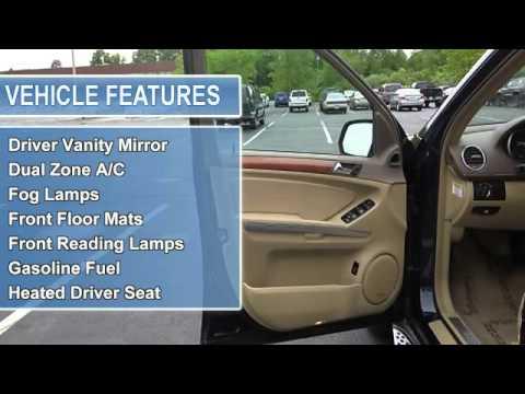 2009 Mercedes Benz Gl Cl Kelly Infiniti Danvers Ma 01923 B2874