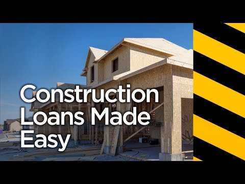 Intro to Construction Loans