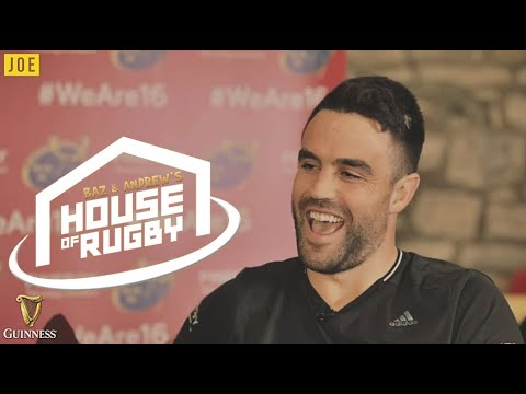 Baz & Andrew's House of Rugby - Bonus Conor Murray episode