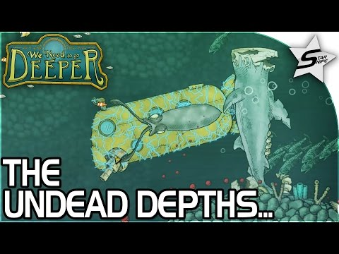 The UNDEAD Depths, INSANE Cave - We Need To Go Deeper Gameplay Part 2