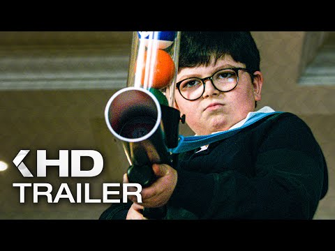 HOME SWEET HOME ALONE Trailer (2021)