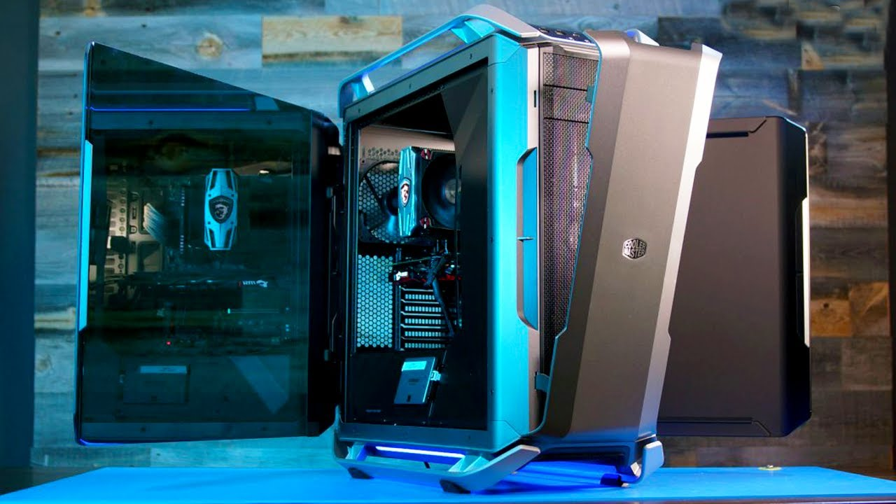 5 Best PC Cases 2020  Top PC Case 2020 - YouTube
