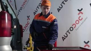 Reparere VW TIGUAN selv - bil videoguide