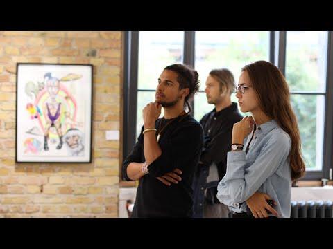 Enter Art Foundation - 50 Contemporary Artists - Berlin, 2016