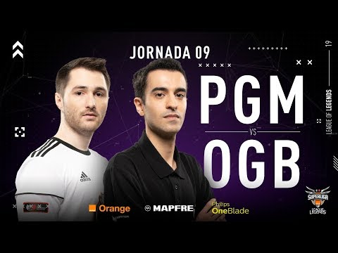 PENGUINS VS ORIGEN BCN | Superliga Orange League of Legends | Jornada 09 | Temporada 2019 thumbnail