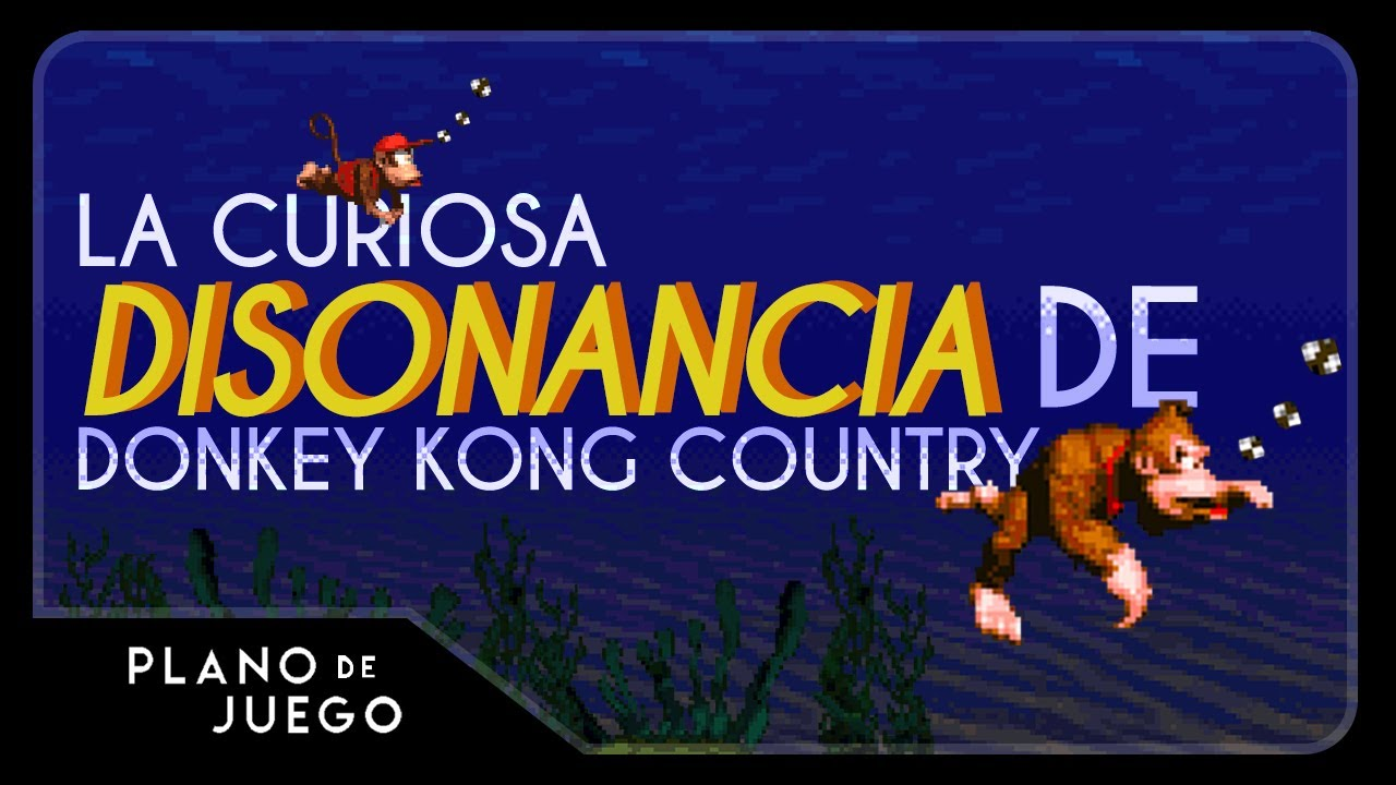 La Curiosa Disonancia de Donkey Kong Country (RETROSPECTIVA)   PLANO DE JUEGO