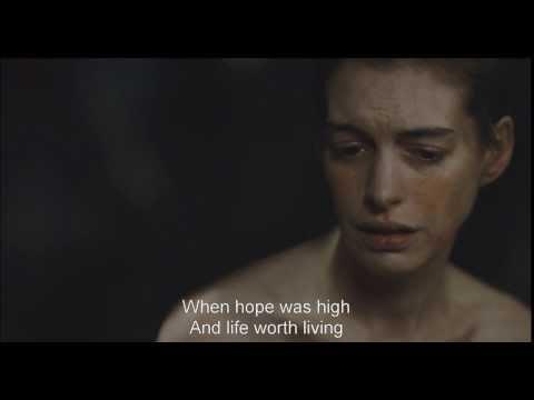 Les Misérables (2012) 720p mkv I Dreamed a Dream  Fantine†§(with subtitles)