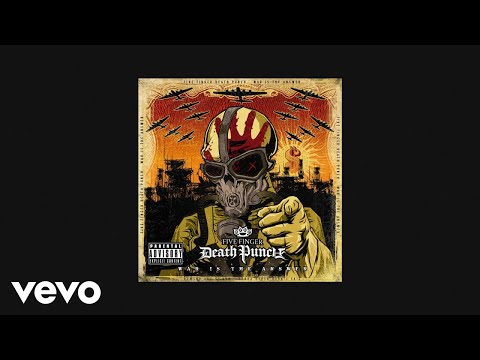 Five Finger Death Punch - Walk Away (Official Audio)