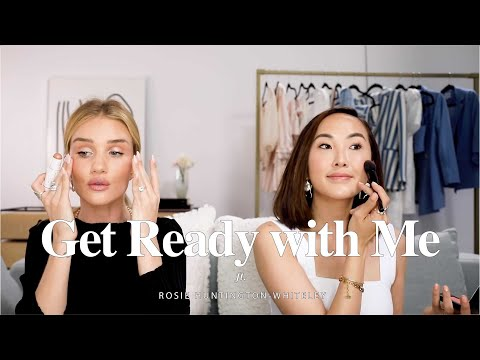 Get Ready With Me Ft. Rosie Huntington-Whiteley | Chriselle Lim