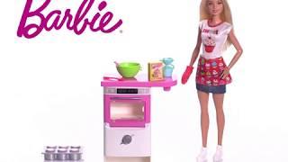 Barbie Bakery Chef Doll And Playset Boneka Permainan Toy Anak Perempuan Di Lapak Barbie Flagship Bukalapak