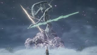 Sekiro: Divine Dragon Boss Fight