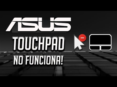 Asus Touchpad No Funciona En Windows 10/8/7 [2020 Tutorial]