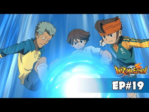 Inazuma Eleven - Episode 19 - THE REINCARNATED GENIUS!