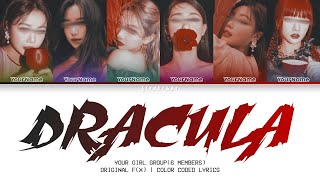 "Your Girl Group - ""Dracula"" [6 Members Ver] ♪ Orig…"