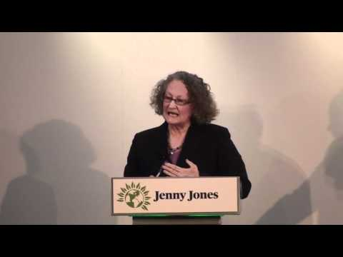 Jenny Jones @ Evening Standard Mayoral Debate