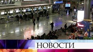 Во Внукове ждут приземления задержанного в Канкуне российского чартера.