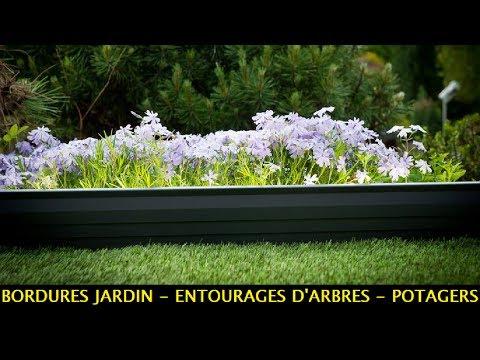 BORDURES JARDIN, POTAGERS ET ENTOURAGES D\'ARBRES ALUMINIUM ...
