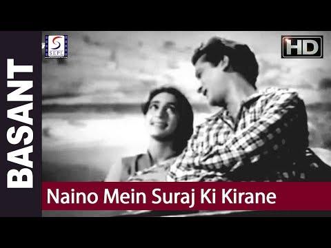 Naino Mein Suraj Ki Kirane - Mohammed Rafi, Asha Bhosle - Basant - Mumtaz Shanti, Ulhas