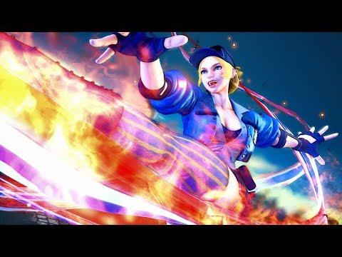 Представлены три новых персонажа в Street Fighter V