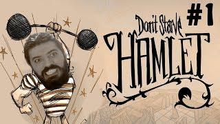 Gambar cover YENİ MACERA BAŞLIYOR | Don't Starve Hamlet #1