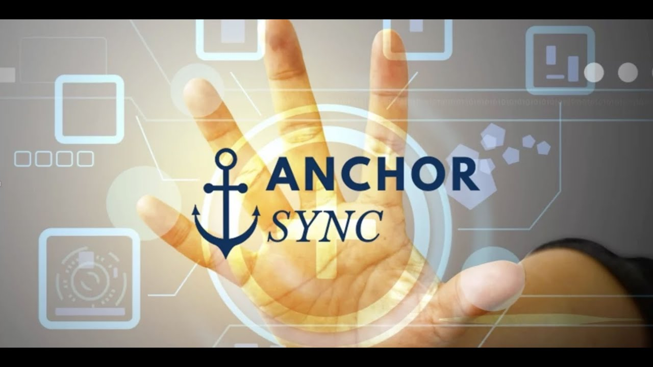Anchor SYNC People + Technology = Empowered Independence