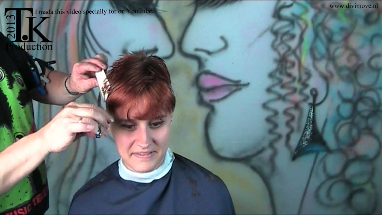 summer time hairstyle by theo knoop youtube