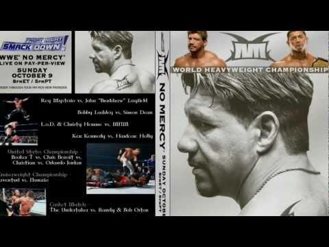 WWE No Mercy 2005 Theme Song Full+HD
