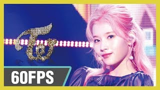 60FPS 1080P | TWICE (트와이스) - Feel Special  Show! Music Core 20191012