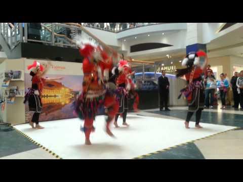 來自台灣獨特的嗓音一鳴驚豔倫敦Taiwan Tourism Bureau at Bluewater Shopping Centre