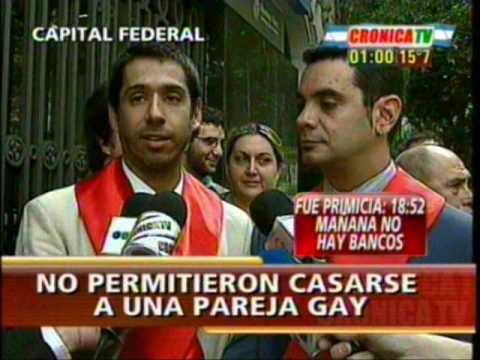 Alex Freyre y Jose Maria Dibello Civil 22 de Abril...