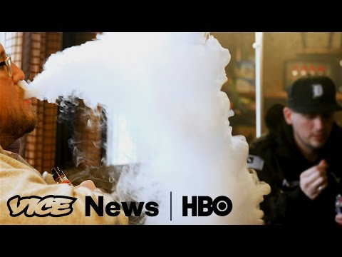 E-Cigs & Japan's Freedivers: VICE News Tonight Full Episode (HBO)