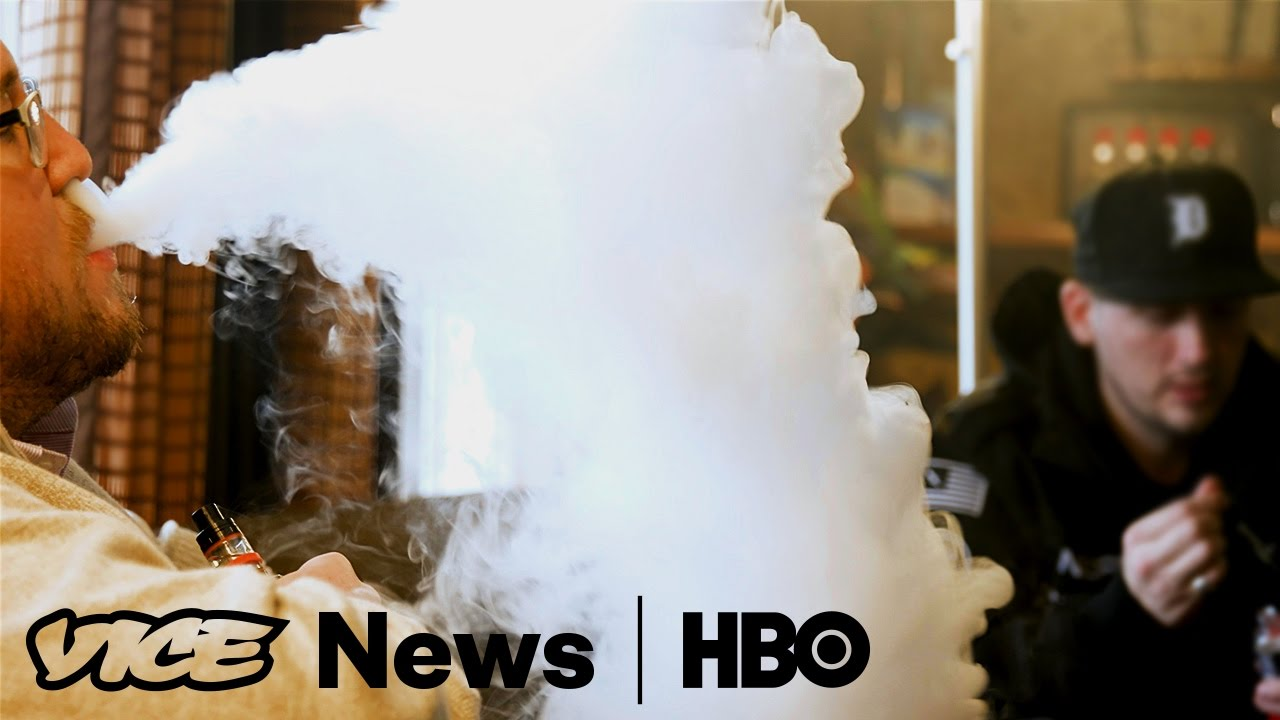 Download E-Cigs & Japan's Freedivers: VICE News Tonight Full Episode (HBO)