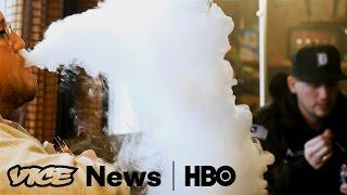 E Cigs & Japan's Freedivers  VICE News Tonight Full Episode (HBO)