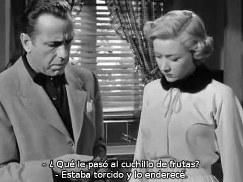 En un Lugar Solitario (In a Lonely Place 1950)