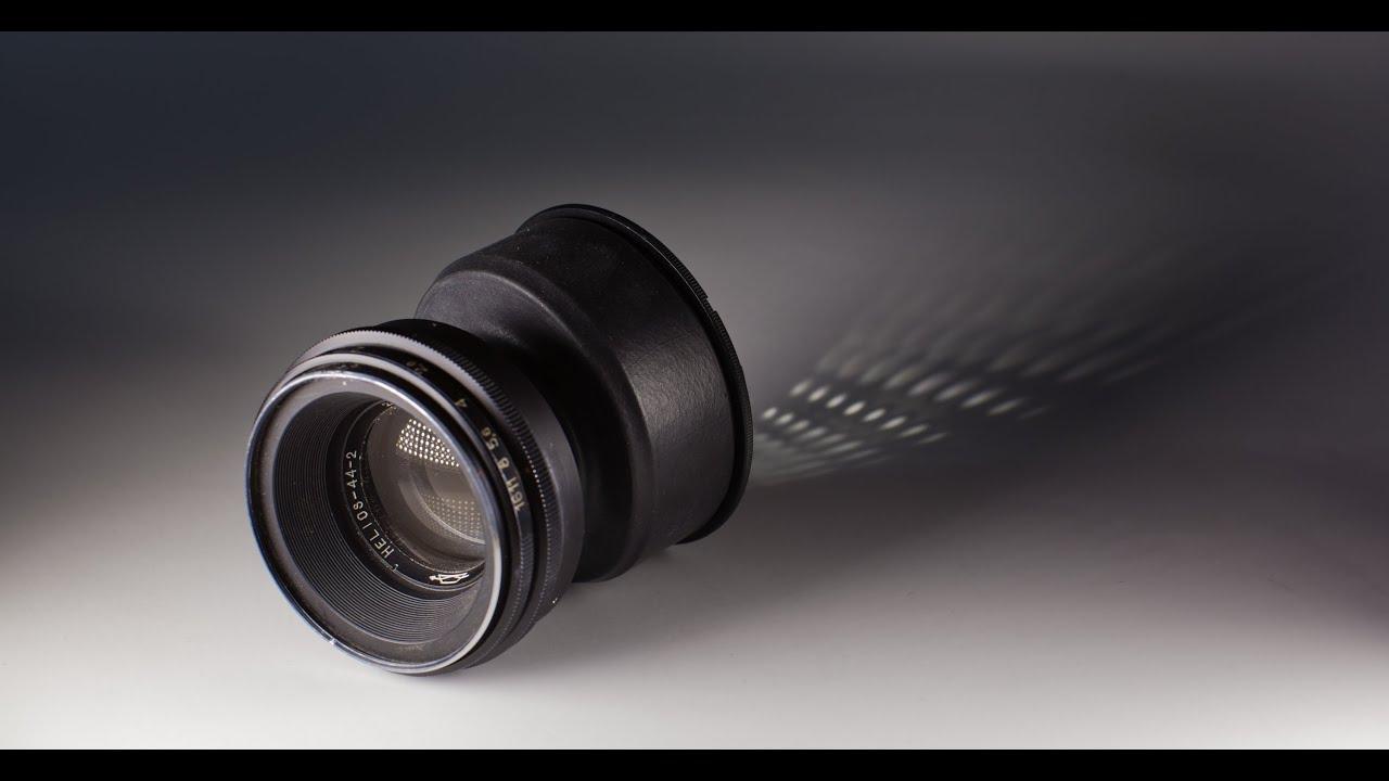 DIY Tilt Shift Lense from Helios 44-2 for Canon 5D MKii ...