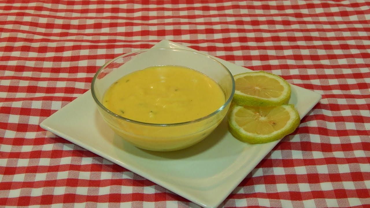 C mo hacer salsa de lim n receta f cil youtube - Salsas faciles de hacer ...