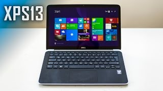 "DELL XPS13 (Haswell 2014) Review | Best 13"" Ultrabook"