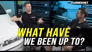 What have we been up to? | fullBOOST Podcast Ep 06
