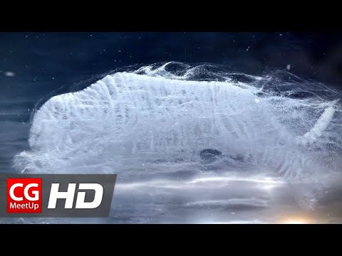 "CGI VFX Breakdown HD ""Making of White Tiger"" by Alldin Dauti | CGMeetup"