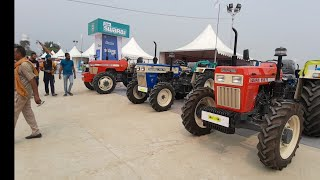 Swaraj 744 ट्रैक्टर न्यू लॉन्च,  किसान मेला करतारपुर,  पंजाब