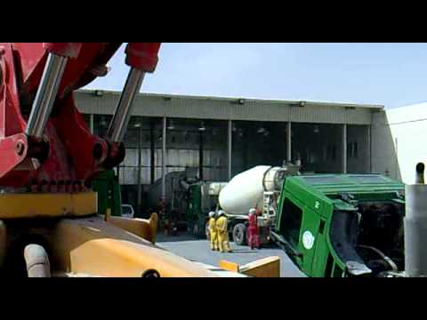 Changing Rubber Piston (20110203) (Edwin Banate's Collections - Readymix Qatar) .mp4
