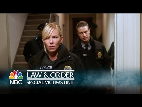 Law & Order: SVU - A Shocking Arrest (Episode Highlight)