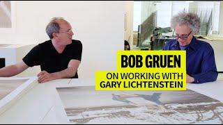 Bob Gruen on Working with Gary Lichtenstein Editions